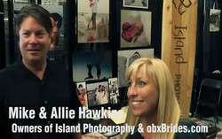 Mike & Allie Hawkins – Island Photography
