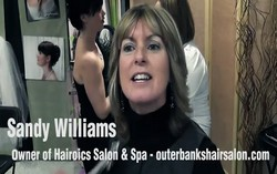 Sandy Williams – Hairoics Salon & Spa